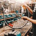 Fahrrad-Schraubers Plattenfirma Frieder Busch