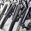 Bild: Fahrradrampe, Die