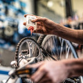 Fahrradselbsthilfewerkstatt Fahrräder