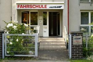 Logo Fahrschule Fastlane Inh. Thomas Werner