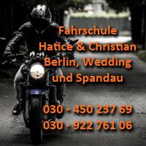 Logo Fahrschule Hatice und Christian