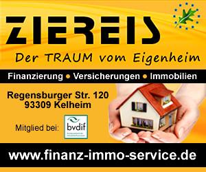 Bild: Finanz-, Versicherungs- und Immobilienservice Ziereis in Kelheim