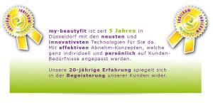 Logo fit & beauty GmbH