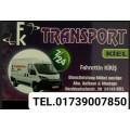 FK TRANSPORT Dienstleistung Kiel