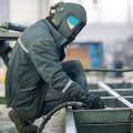 Frank Sadzik FORNAX Metallbau Schlosserei und Montageservice Metallbauer