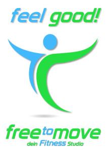 Logo freetomove GmbH kurse & fitness