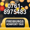 Bild: Freiburgs Komfort Taxi