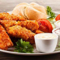 Fried Chicken Tesnim Döner