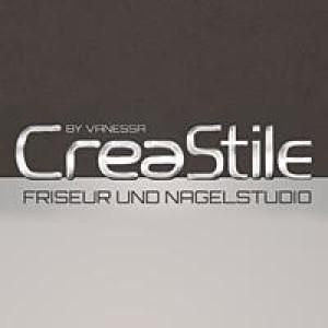 Logo Friseur CreaStile - Friseur & Nagelstudio by Vanessa Costantini
