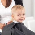 Friseur der Barbier Friseurbetrieb