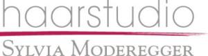 Logo Friseur Moderegger, Sylvia