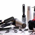 Friseursalon Kopfschmuck Haarverlängerungen