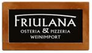 Logo FRIULANA Osteria & Pizzeria
