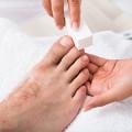Fußpflege, Lymphdrainage, Massagepraxis J. Riesch