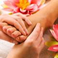 Bild: G. Ruhnke-Grund Ganzheitliche Massage, Fußreflexzonenmassage in Wuppertal