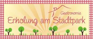 Logo Gastronomie Erholung am Stadtpark
