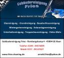 Bild: Gebäudereinigung Fries in Gelsenkirchen