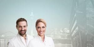 Logo Gemeinschaftspraxis Discover White Dr. Christian Dan Pascu und Dr. Mariana Mintcheva