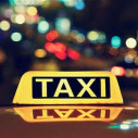 Bild: Georgi Strongylos Taxibetrieb in Dresden