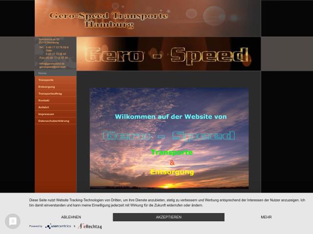 http://www.gerospeed.de