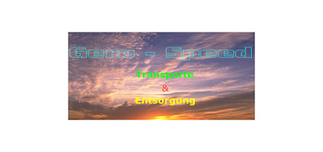 Transporte & Entsorgung