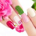 Glitter Nails by Jenny