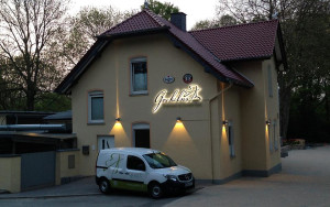Logo Gockelns - Restaurant im Eickeler Park GmbH