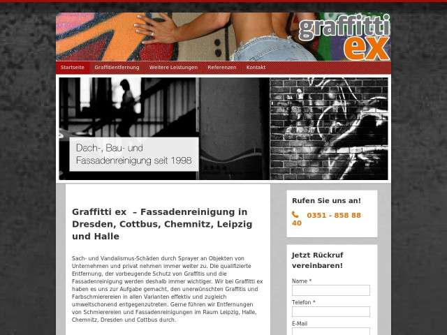 graffitti ex gmbh co kg in dresden 24 bewertungen. Black Bedroom Furniture Sets. Home Design Ideas