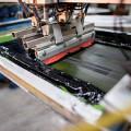 Grafik Idee Textilwerbung