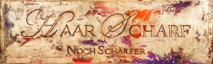 Logo Haarscharf Bernd Wagner