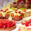 Bild: Hacimüslümoglu Baklava Bäckerei in Nürnberg, Mittelfranken