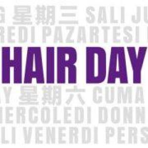 Logo HAIR DAY