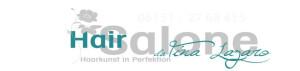 Logo Hair Salone da Tina Lazaro