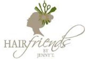 Logo Hairfriends by Jenny T.