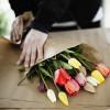 Bild: Hanhart Blumen-Atelier Fleurop-Dienst Dekoration Trauer Floristik Blumen