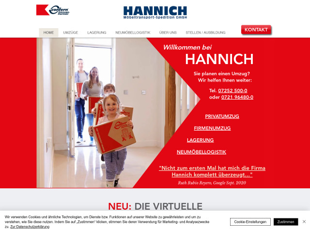http://www.hannich.de