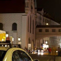 Bild: Hans-Peter Tangermann Taxi in Halle, Saale