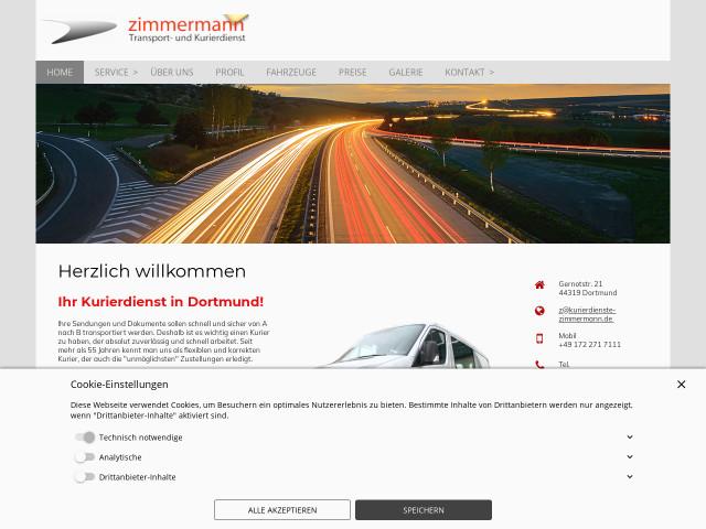 http://www.kurierdienste-zimmermann.de