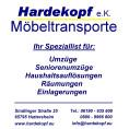 Bild: Hardekopf e.K.- Möbeltransporte in Hattersheim