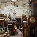 Heckers Antikmöbelverkauf & Restauration, Michael Kaufmann im Einzelhandel
