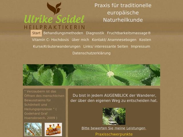 http://www.heilpraktikerin-ulrike-seidel.de