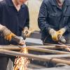 Bild: Heinz Otto Seipel und Lars Seipel Metallbau-Heizungsbau