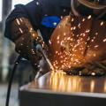Heisses Eisen Treppen aus Metall Metallgestaltung