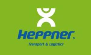 Logo Heppner GmbH & Co. KG Internationale Spedition