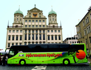 Logo Hörmann-Reisen GmbH