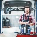 Bild: Hommens, Carl Fahrzeuge Reparaturwerkstatt in Trier