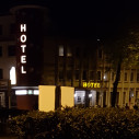Bild: Hotel am Stadion in Leverkusen