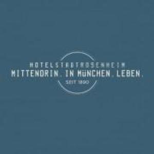 Logo Hotel Stadt Rosenheim GmbH & Co. KG