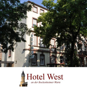 Logo Hotel West