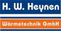 Logo H.W. Heynen Waermetechnik GmbH